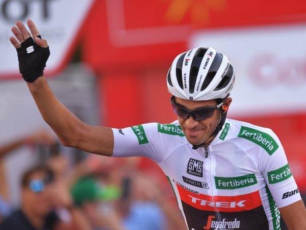 Meski Sudah Pensiun, Contador Tergoda Membalap Lagi