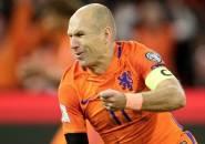 Belanda Gagal ke Rusia, Robben Mundur dari Timnas