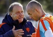 Robben Pensiun dari Timnas Belanda, Ini Komentar Advocaat