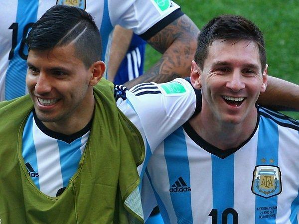 Aguero Akui Manchester City Bakal Hadapi Kerumitan Jika Ingin Membeli Messi