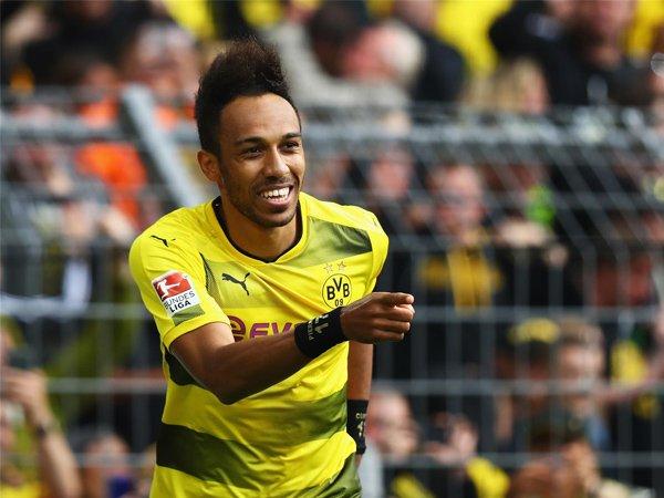 Dortmund Izinkan Aubameyang Hengkang Musim Panas Lalu