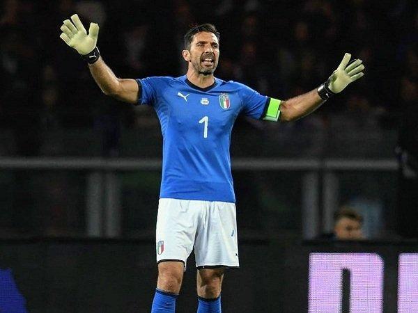 Gianluigi Buffon Percaya Diri Italia Bisa Jadi Juara Piala Dunia