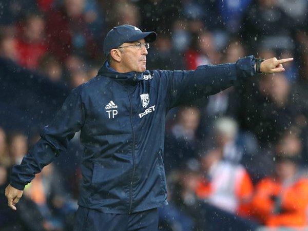 Hadapi Leicester, Tony Pulis berharap West Brom Dapat Keberuntungan