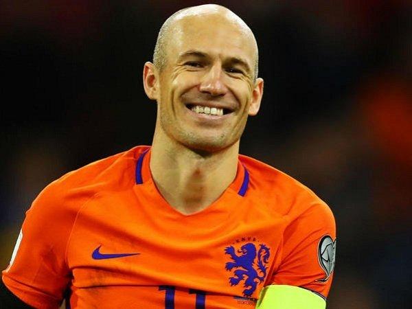 Meski Gagal ke Piala Dunia, Arjen Robben Yakin Masa Depan Timnas Belanda Cerah