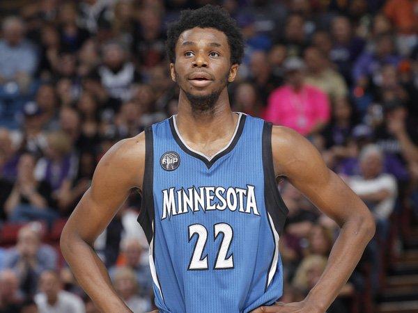 Timberwolves Perpanjang Kontrak Andrew Wiggins