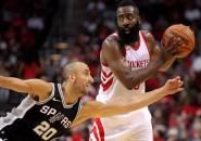 Rockets Permalukan Warriors di Laga Perdana NBA