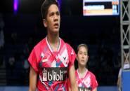 Yeremia/Angelica Terhenti Di Perempatfinal Kejuaraan Dunia Junior 2017