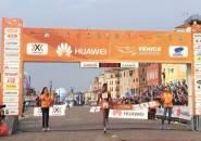 Pelari Unggulan Salah Jalur, Venice Marathon Akhirnya Dimenangkan Pelari Lokal