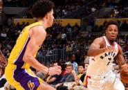 Lakers Tak Berdaya, Lonzo Ball Dapat Kado Buruk dari Raptors