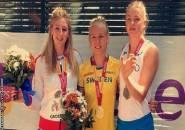 Molly Caudery, Atlet Termuda Tim Inggris di Commonwealth Games