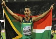 Wayde van Niekerk Absen di Commonwealth Games karena Cedera Lutut