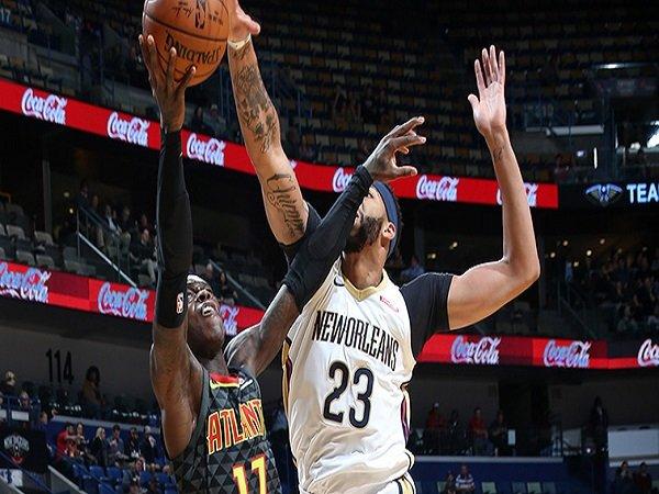 Atlanta Hawks Makin Terpuruk Usai Kalah Tipis atas New Orleans Pelicans