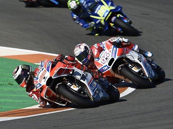 Ducati Akhirnya Berikan Klarifikasi Soal Drama Team Order di Race Pamungkas