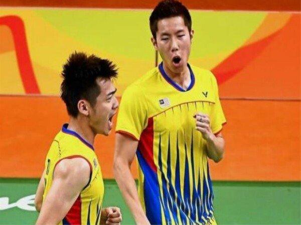 Goh V Shem Waspadai Zhang Nan di China Open 2017