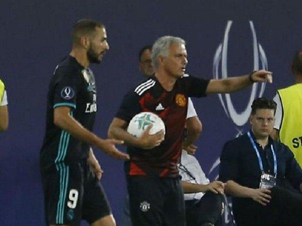 Karim Benzema Beberkan Keretakan Hubungannya dengan Jose Mourinho