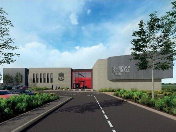 KSS Perlihatkan Desain Tempat Latihan Baru Liverpool