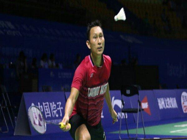 Sony Dwi Kuncoro Gagal ke Babak Utama China Open 2017