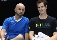 Andy Murray Tidak Perlu Pelatih Baru Untuk Beberapa Waktu Ke Depan, Ungkap Jamie Delgado