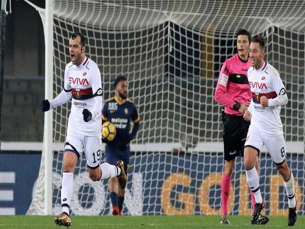 Pelatih Genoa Klaim Timnya Bisa Bermain Lebih Baik Lagi