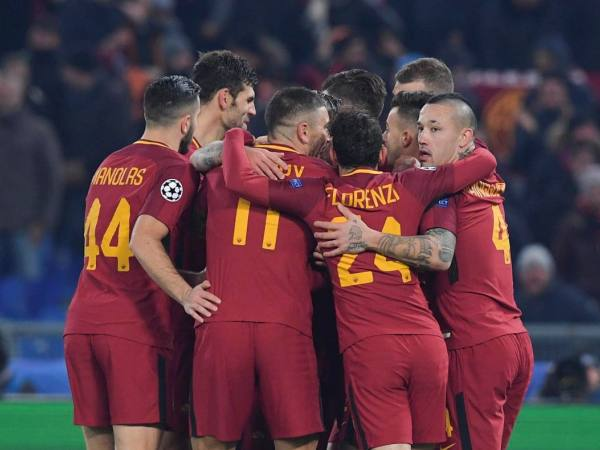 Malam Tak Terlupakan Bagi AS Roma