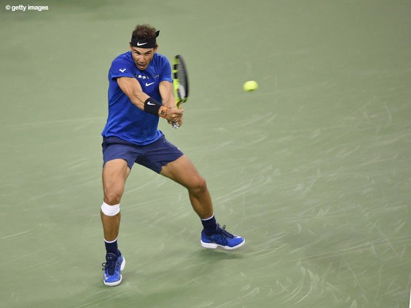 Rafael Nadal Akui Lututnya Tidak 100 Persen Prima