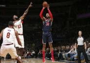 LeBron James Impresif, Cavaliers Bungkam Wizards