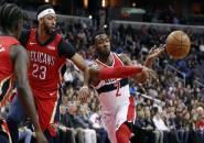 Kedua Guard Impresif, Wizards Bekuk Pelicans