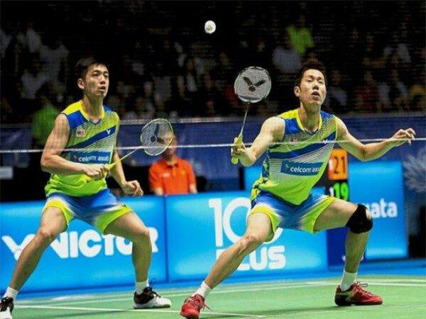 Goh V Shem/Tan Wee Kiong Lolos ke Babak Kedua Thailand Masters 2018