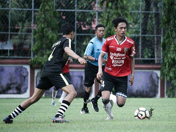 Aksi Penyerang Timnas U-19 Ini Mencuri Perhatian di Bali United