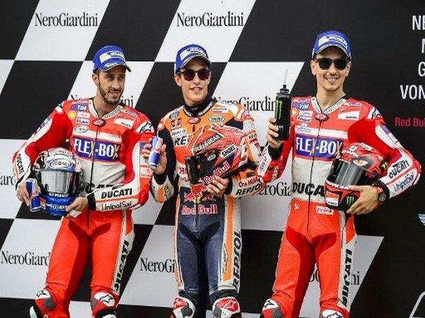 Dua Pebalap Ducati Akui Kecerdasan Marquez
