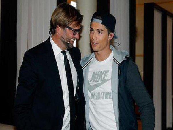Mengejutkan! Cristiano Ronaldo Tertarik Dilatih Jurgen Klopp