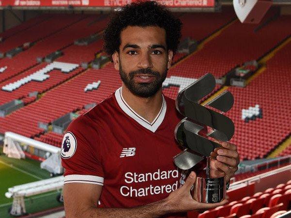 Mohamed Salah Dinobatkan Sebagai Pemain Terbaik Liverpool Bulan Desember