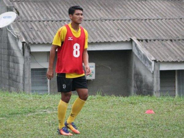Semen Padang Puas dengan Latihan Perdana Gelandang Pinjaman dari Sriwijaya FC