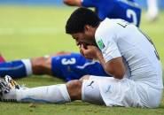 Luis Suarez Sempat Takut Gigitan pada Chiellini Gagalkan Kepindahannya ke Barcelona