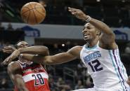 Charlotte Hornets Menang Telak Atas Washington Wizards