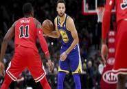 Golden State Warriors Permalukan Tuan Rumah Chicago Bulls