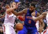Toronto Raptors Amankan Kemenangan Saat Jamu Detroit Pistons