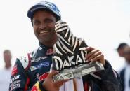 Al-Attiyah Juara Etape 12, Sainz Kian Dekat Gelar Juara