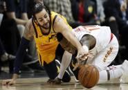 Atlanta Hawks Tumbangkan Tim Tamu Utah Jazz