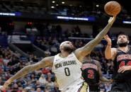 DeMarcus Cousins Impresif, Pelicans Benamkan Bulls