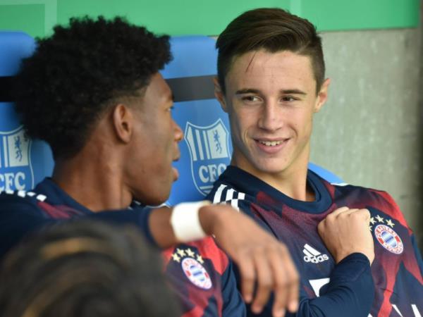 Tinggalkan Bayern Munich, Marco Friedl Resmi Gabung Werder Bremen