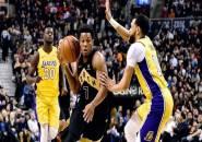 Los Angeles Lakers Menyerah dari Tuan Rumah Toronto Raptors