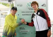 Alexander Zverev Tantang Alex De Minaur Di Laga Pertama Davis Cup