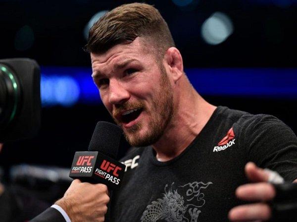 Michael Bisping Pastikan Tak Akan Bertarung di UFC London
