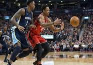 Memphis Grizzlies Tak Kuasa Menahan Keperkasaan Toronto Raptors