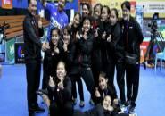 Tim Putri Indonesia Penuhi Target Lolos ke Semifinal