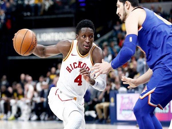 Oladipo Kembali Gemilang, Pacers Tumbangkan Knicks