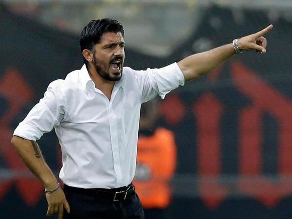 Gattuso Tak Ingin AC Milan Cepat Puas