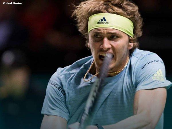 Sisihkan David Ferrer, Alexander Zverev Melaju Ke Babak Kedua Di Rotterdam