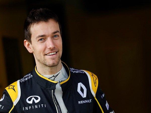 Joylon Palmer Jadi Analis Formula 1 di BBC Radio
